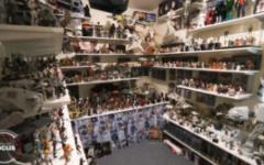 Star Wars Collection Room (credit: NZ Herald)
