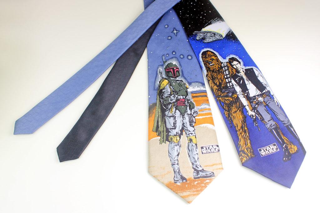 Star Wars Ties