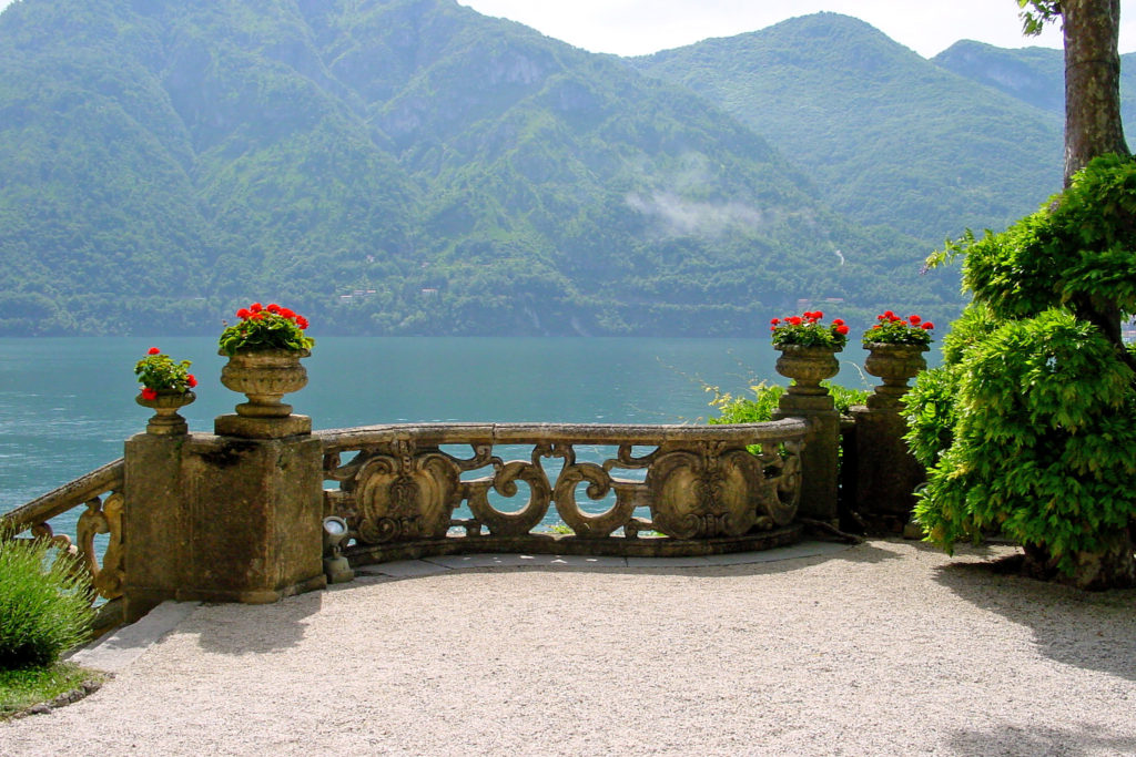 Villa Varykino, aka Villa Balbianello, Lake Como, Italy