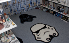 Star Wars rugs