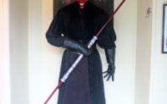 Life-size Darth Maul statue