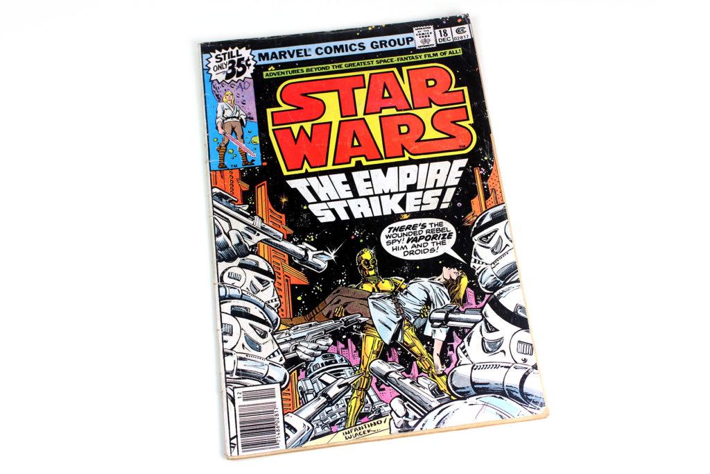 Marvel Star Wars Comic no.18