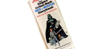 The Empire Strikes Back 'Mix or Match' Book