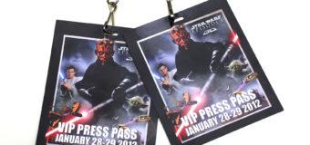 Lucasfilm Episode I 3D Press Pass