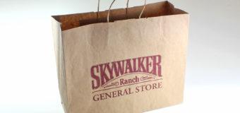 Skywalker Ranch General Store Shopping Bag