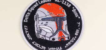 Republic Commando RC-1138 Patch