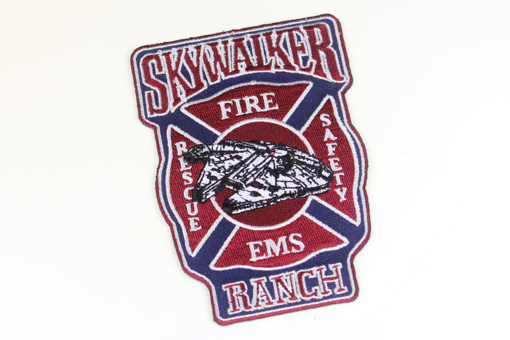 Skywalker Ranch Emergency Services Patch