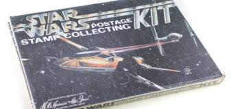 Star Wars Stamp Collecting Set