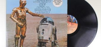 The Story of Star Wars LP Album