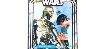 Star Wars Coloring Book – 1977