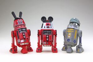 Disney Droid Factory 2015