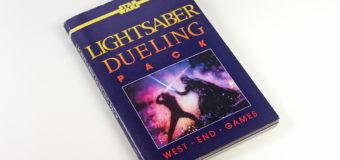 Star Wars Lightsaber Dueling Pack