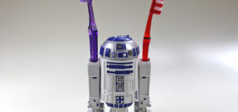 R2-D2 Toothbrush Holder