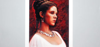 Tears for Alderaan art print