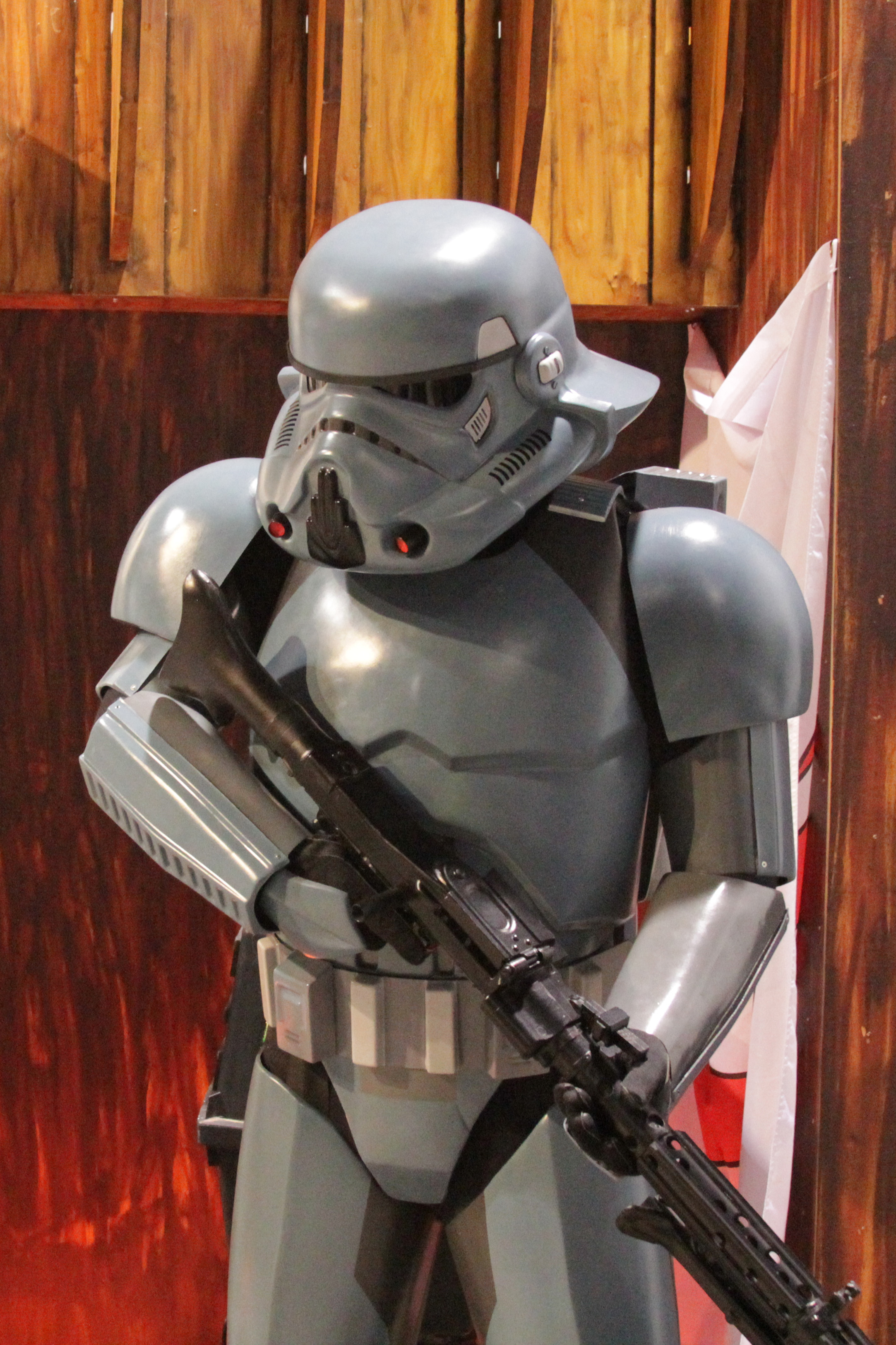 Darktrooper Armour, Auckland Armageddon 2017