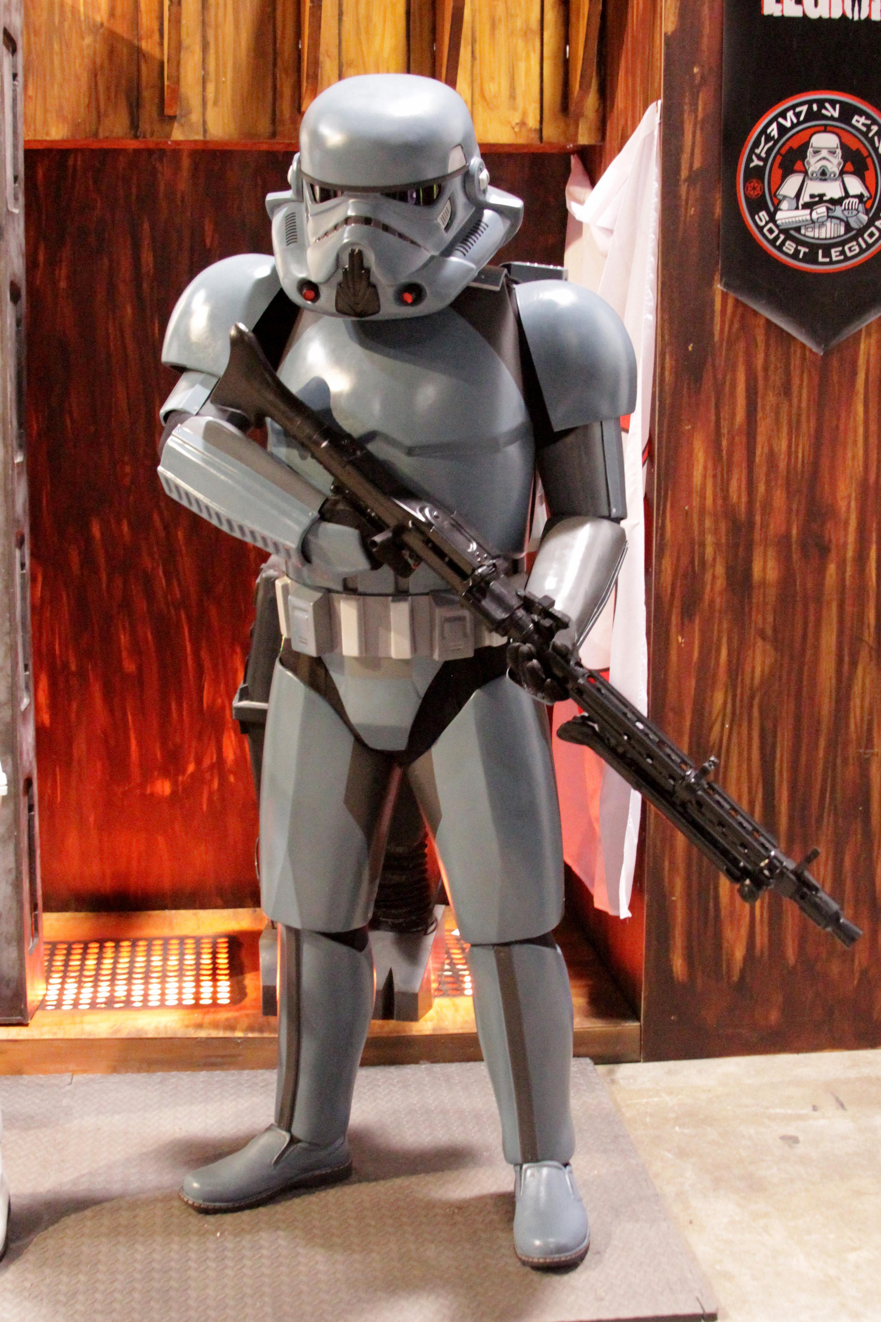 Battlefront Darktrooper Armour