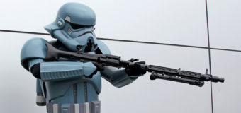 Battlefront Darktrooper Armour
