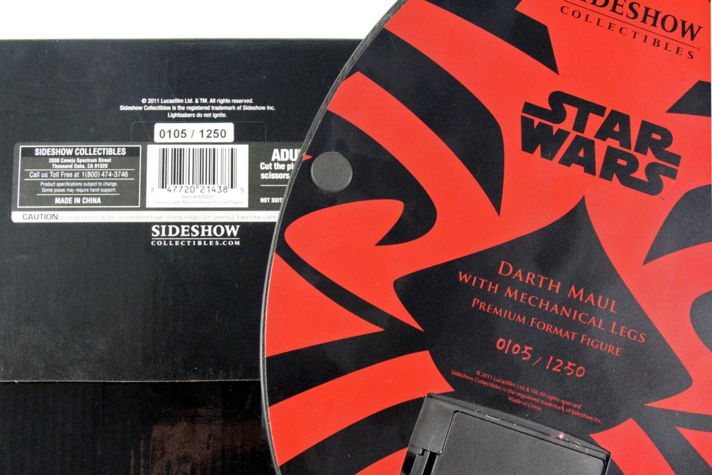 Sideshow Premium Format Darth Maul
