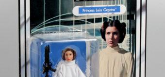 40th Anniversary 6″ Princess Leia Figure