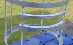 R2-D2 basic aluminium frame