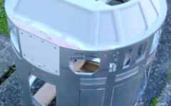 R2-D2 styrene skirt
