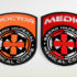 882nd Imperial Medical Corps Patches