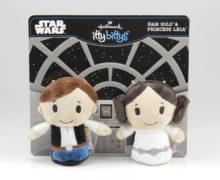 Han & Leia Itty Bittys