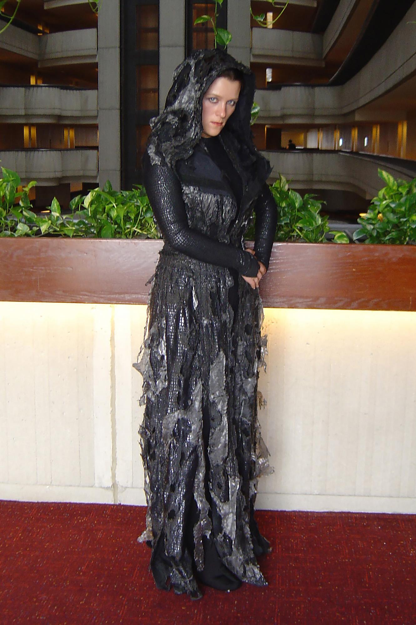 Female Necromonger Convert Costume (DragonCon 2009)