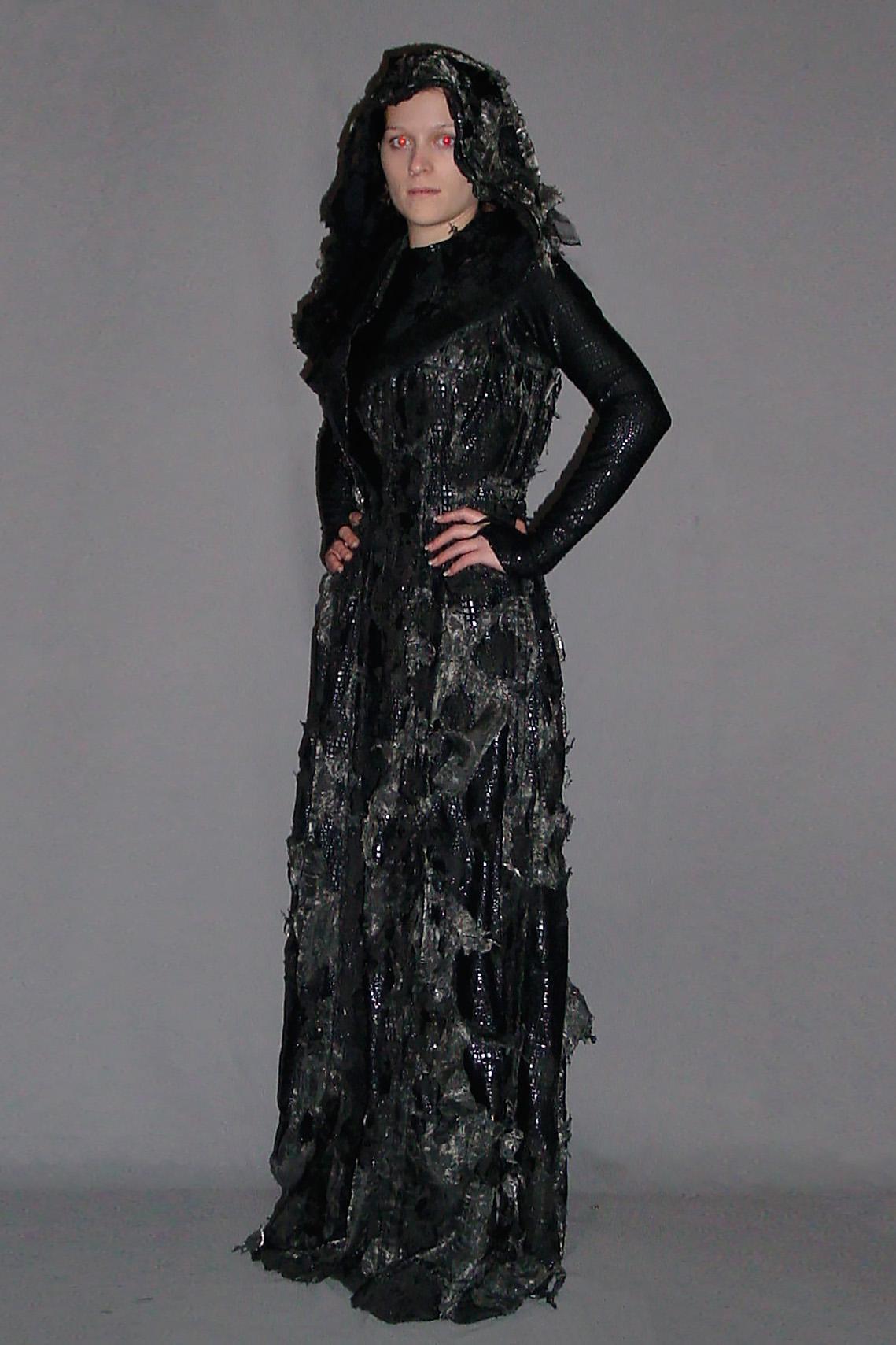 The Chronicles of Riddick - Female Necromonger Convert Costume