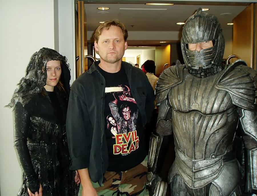 Female Necromonger Convert Costume (Auckland Armageddon 2008)