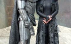 Female Necromonger Convert Costume (Auckland Armageddon 2005)