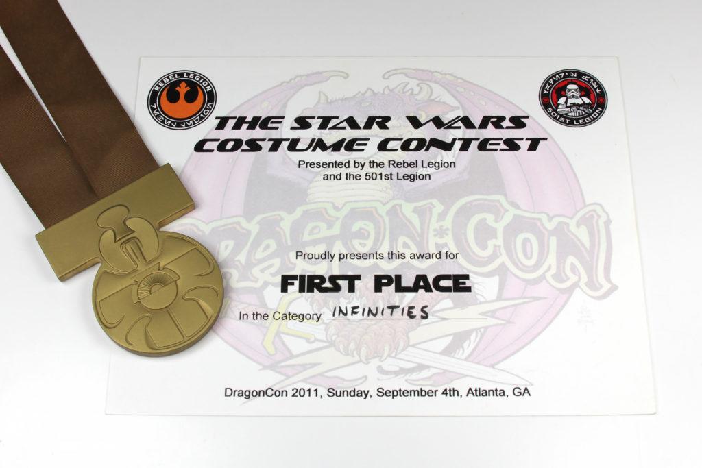 DragonCon 2011 Costume Contest