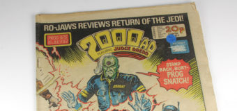 2000AD Prog 325, 16 July 1983, 'ROTJ Review'