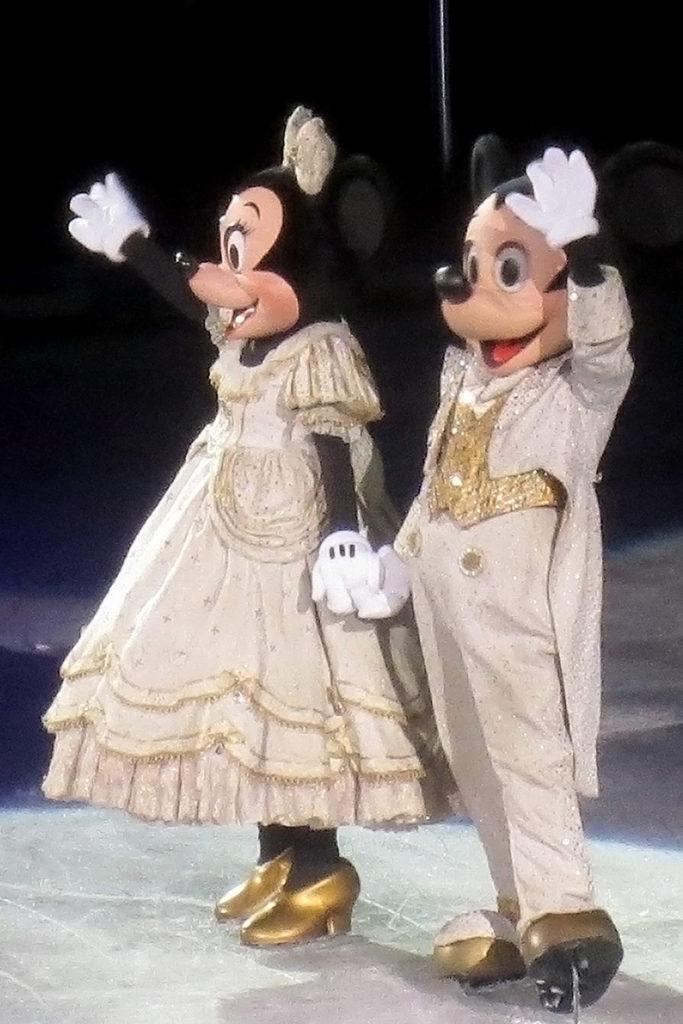 Disney on Ice, Auckland July 2015