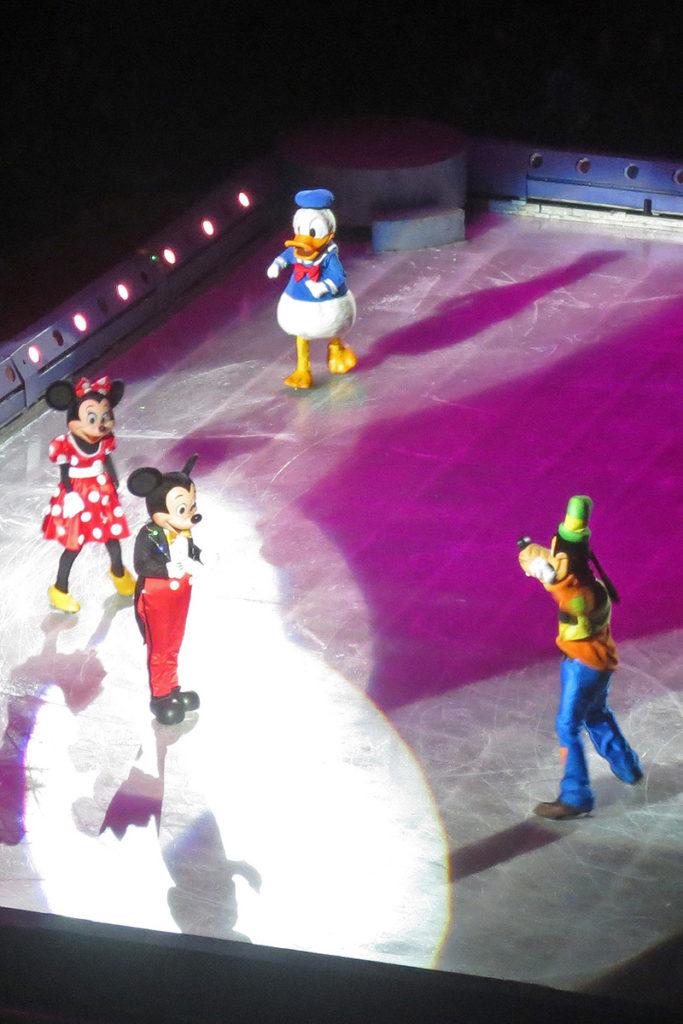 Disney on Ice, Auckland August 2014