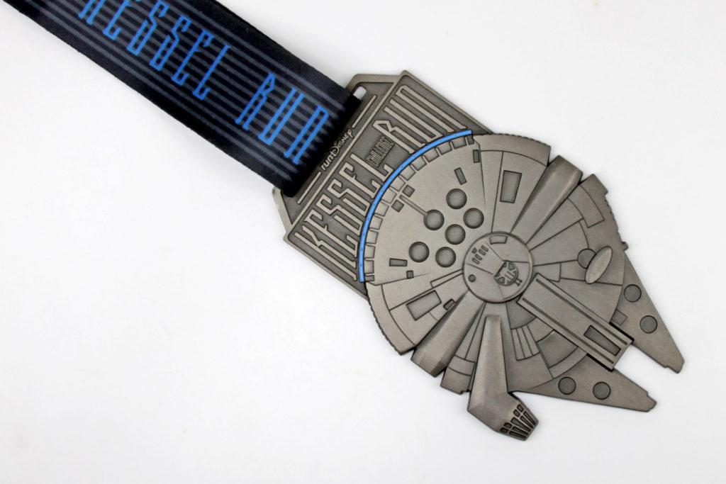 Run Disney Star Wars Kessel Run Challenge Medal 2019
