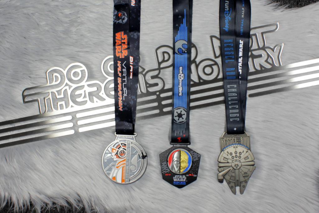 Star Wars Medal Hanger by Allied Medal Hangers