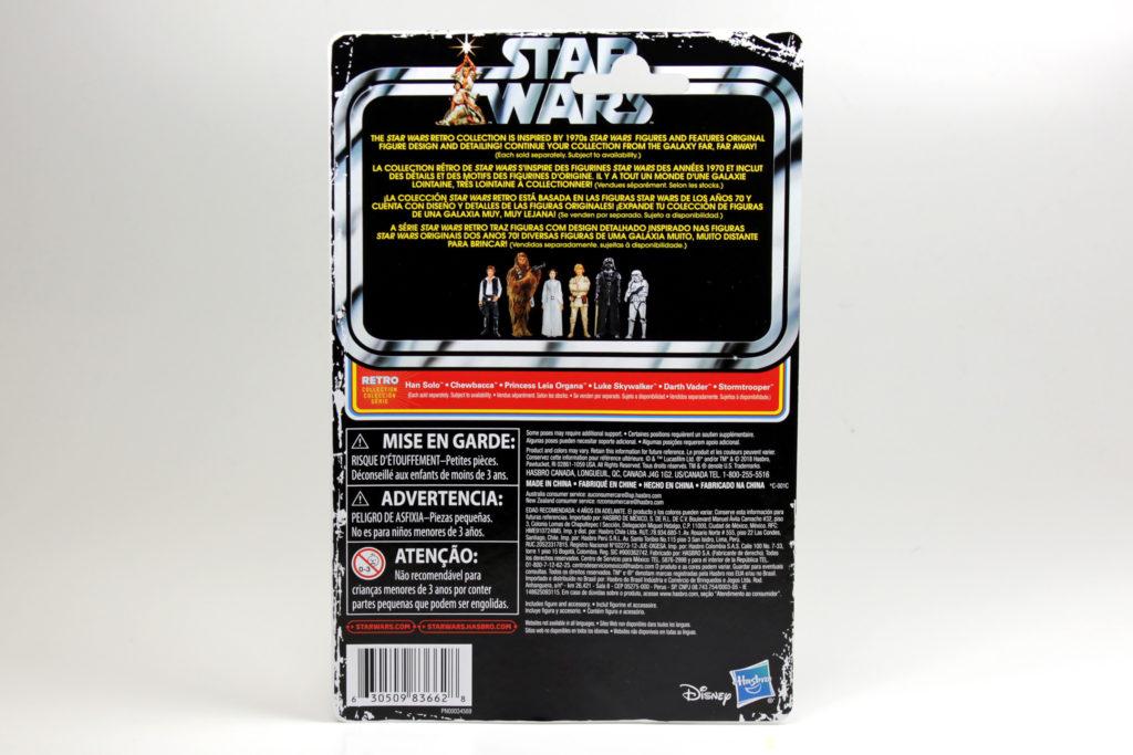 Hasbro Star Wars Retro Collection Princess Leia Action Figure