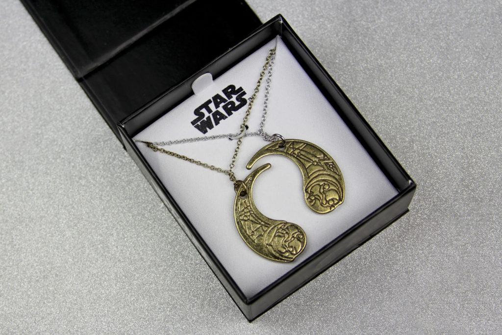 Body Vibe x Star Wars Haysian Smelt Necklace Set