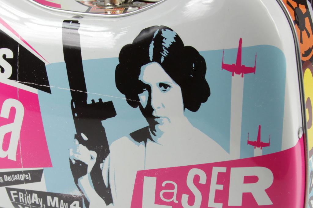 Star Wars Princess Leia Tin Purse