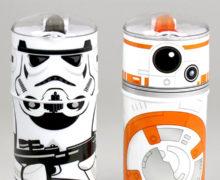 Stormtrooper & BB-8 Drink Bottles