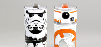 Stormtrooper & BB-8 Drink Bottles