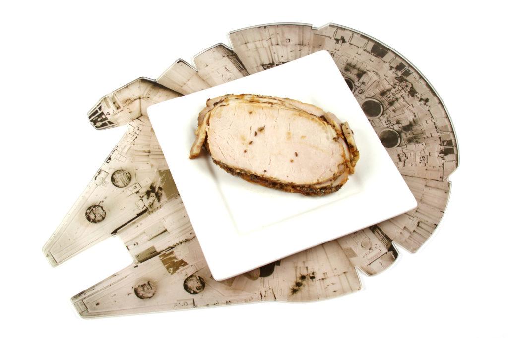 Ronto Wraps Ingredients - Roast Pork