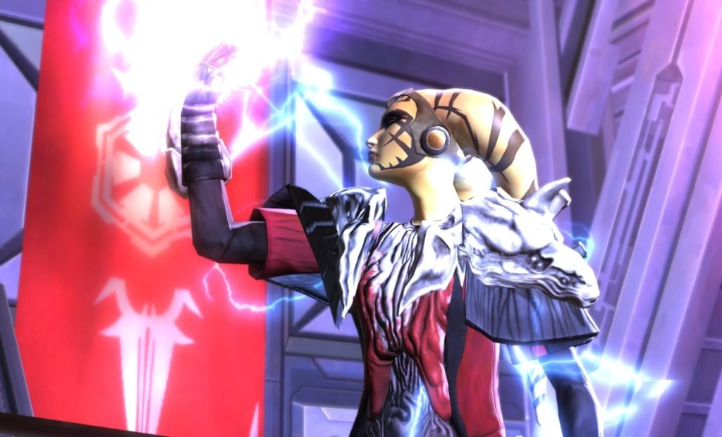 Sith Sorcerer Banshila - May 2013 - SWTOR