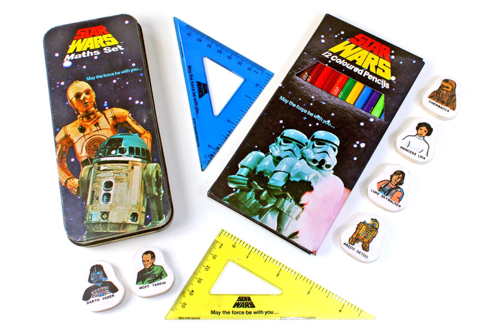 Helix Stationery Star Wars Products