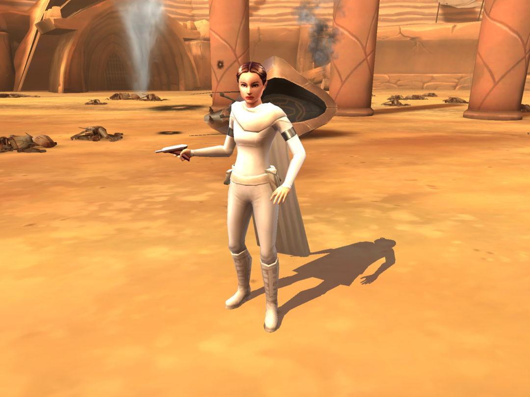 Star Wars Galaxy Of Heroes - Padme' Amidala