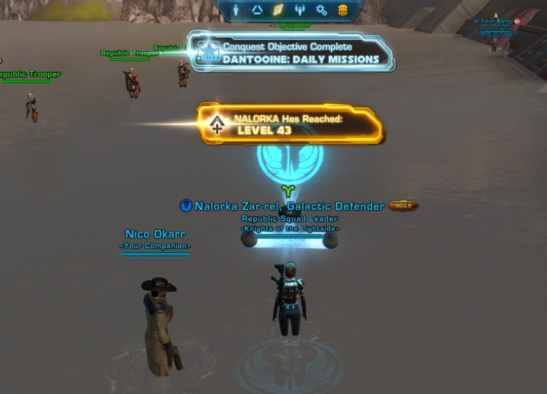 Star Wars The Old Republic - The Zar-rel Legacy