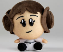 SuperBitz Princess Leia Plush Figure