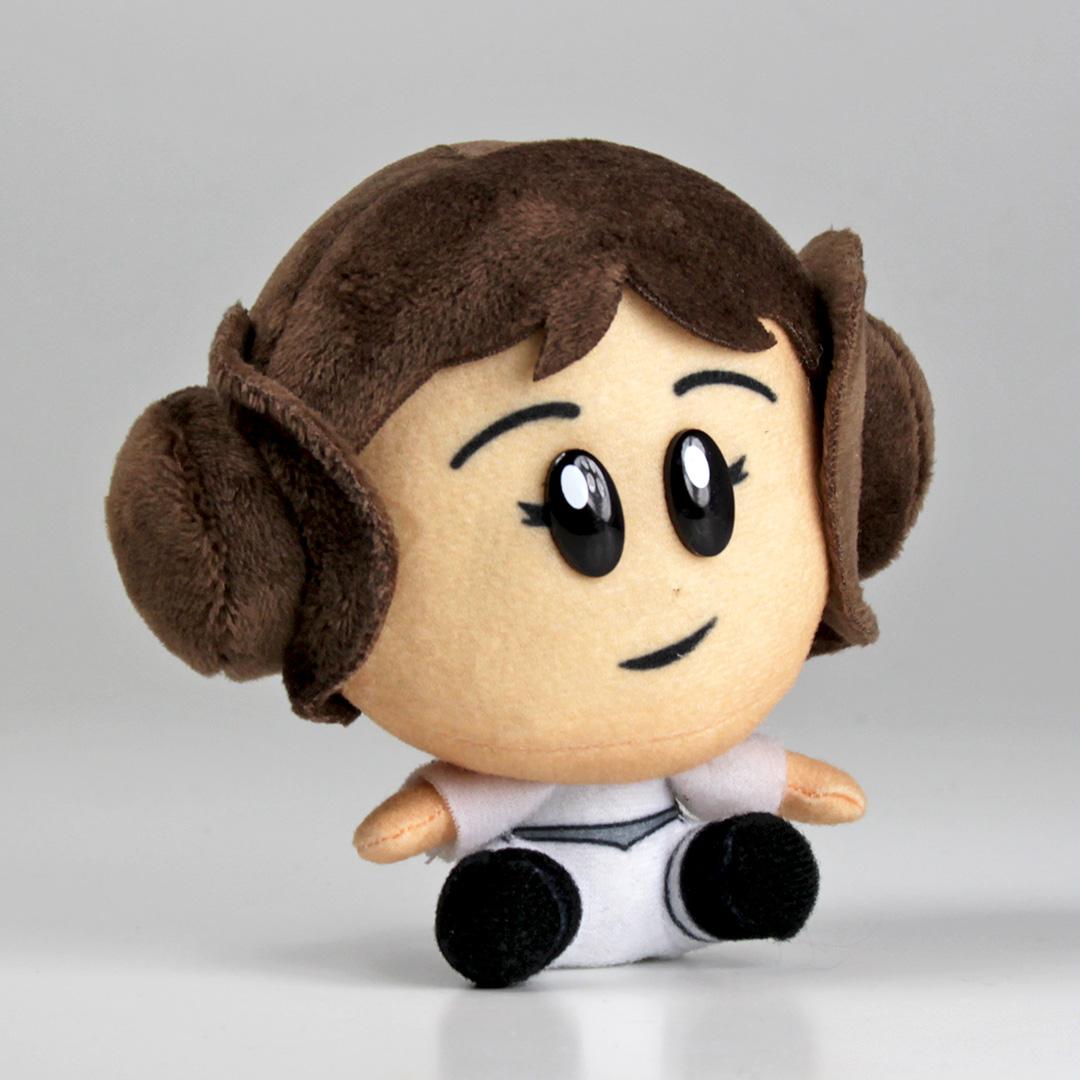 SuperBitz Princess Leia Plush Figure