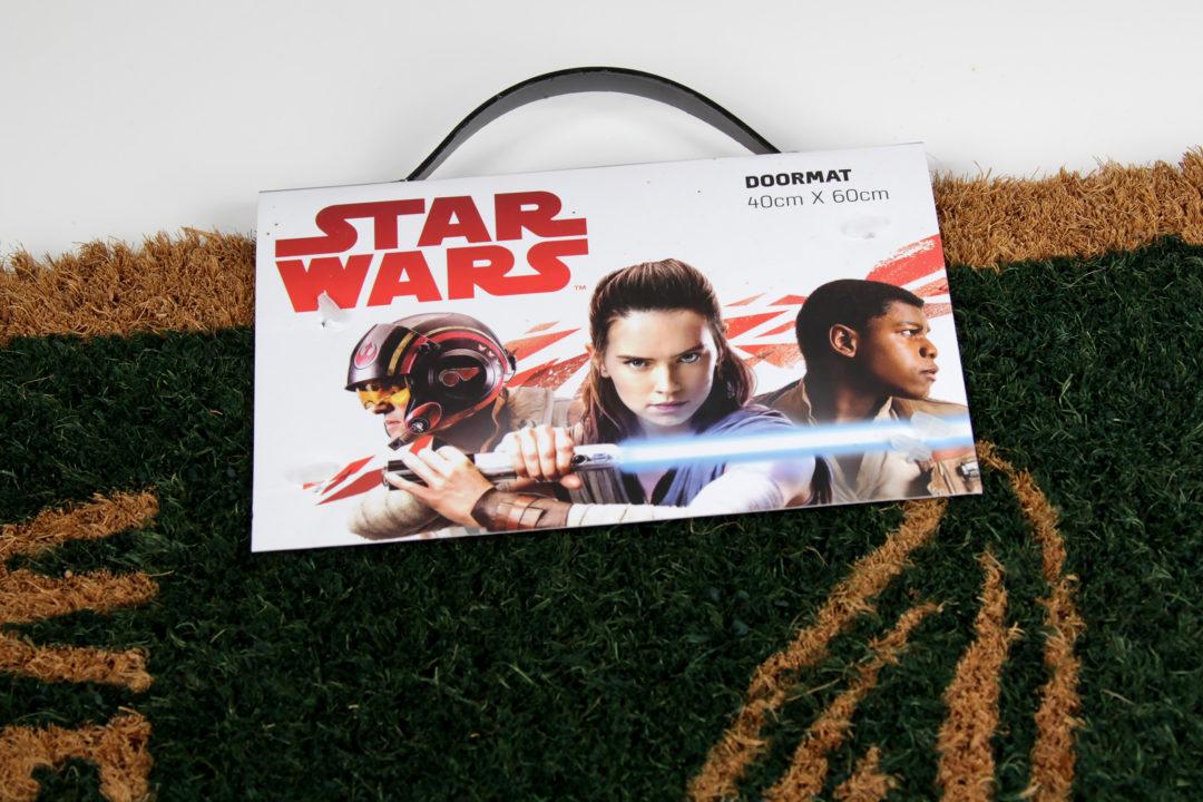 Star Wars Yoda Welcome Mat